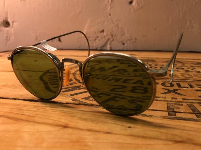 4月25日(水)大阪店アクセサリー&ヴィンテージ入荷!!#3 Vintage Glasses編!AmericanOptical&Baush&Lomb!!_c0078587_023569.jpg