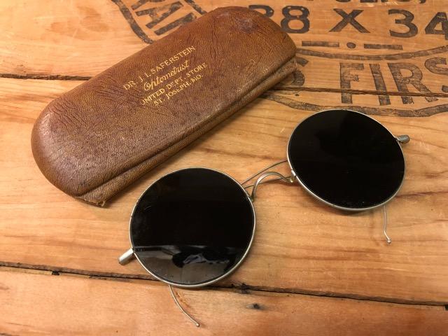 4月25日(水)大阪店アクセサリー&ヴィンテージ入荷!!#3 Vintage Glasses編!AmericanOptical&Baush&Lomb!!_c0078587_032699.jpg