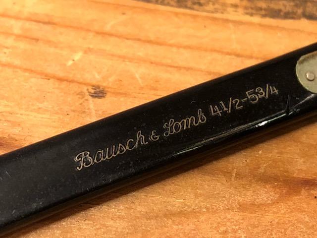 4月25日(水)大阪店アクセサリー&ヴィンテージ入荷!!#3 Vintage Glasses編!AmericanOptical&Baush&Lomb!!_c0078587_065145.jpg