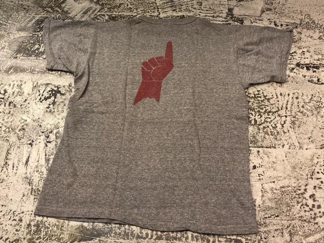 4月25日(水)大阪店アクセサリー&ヴィンテージ入荷!!#5  VintageT-Shirt編Part1!1970\'s!!_c0078587_18101044.jpg