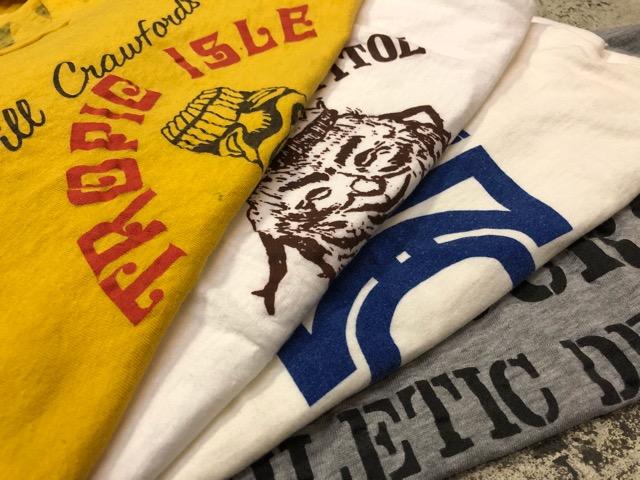 4月25日(水)大阪店アクセサリー&ヴィンテージ入荷!!#5  VintageT-Shirt編Part1!1970\'s!!_c0078587_1812241.jpg