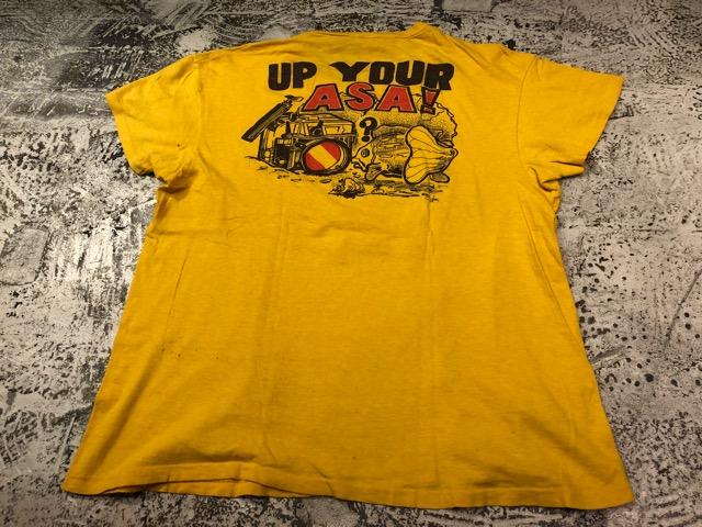 4月25日(水)大阪店アクセサリー&ヴィンテージ入荷!!#5  VintageT-Shirt編Part1!1970\'s!!_c0078587_18123972.jpg