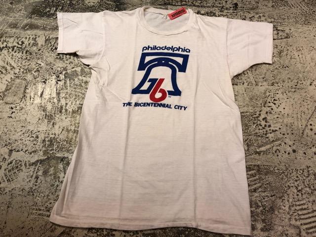 4月25日(水)大阪店アクセサリー&ヴィンテージ入荷!!#5  VintageT-Shirt編Part1!1970\'s!!_c0078587_1823413.jpg
