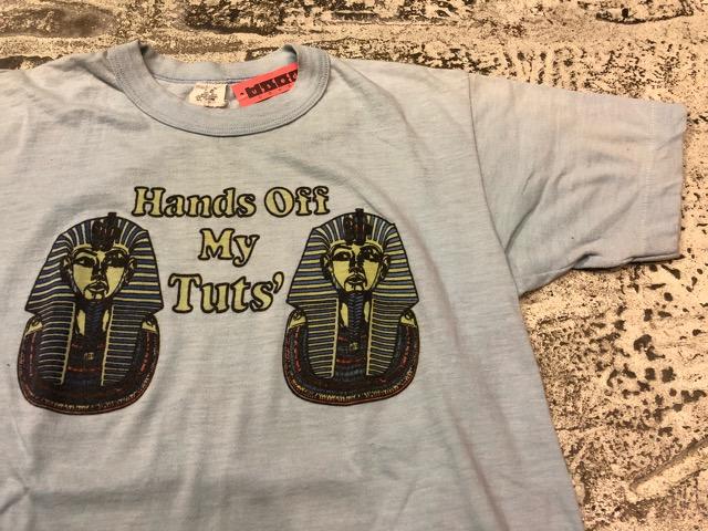 4月25日(水)大阪店アクセサリー&ヴィンテージ入荷!!#5  VintageT-Shirt編Part1!1970\'s!!_c0078587_18432083.jpg
