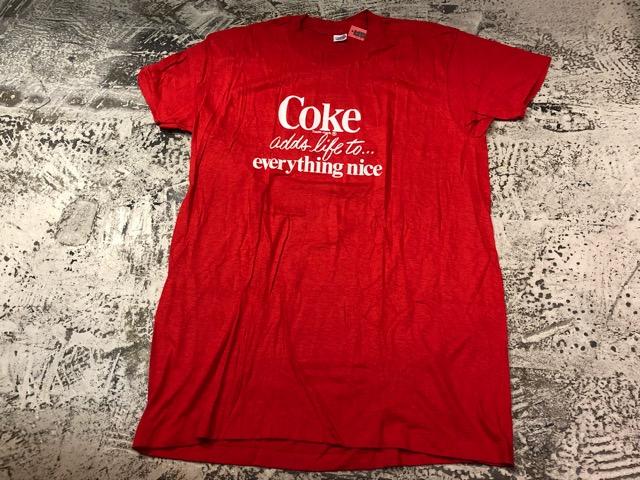 4月25日(水)大阪店アクセサリー&ヴィンテージ入荷!!#5  VintageT-Shirt編Part1!1970\'s!!_c0078587_1844551.jpg