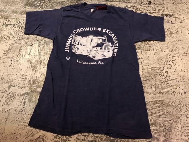 4月25日(水)大阪店アクセサリー&ヴィンテージ入荷!!#5  VintageT-Shirt編Part1!1970\'s!!_c0078587_1846024.jpg