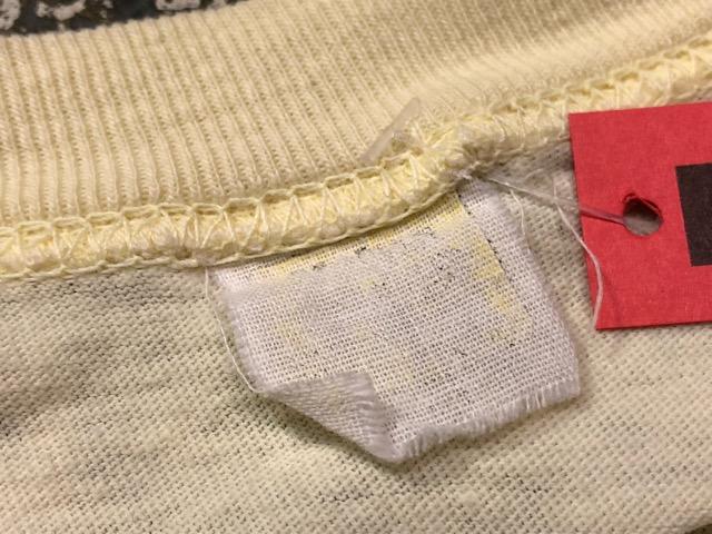4月25日(水)大阪店アクセサリー&ヴィンテージ入荷!!#5  VintageT-Shirt編Part1!1970\'s!!_c0078587_18474155.jpg