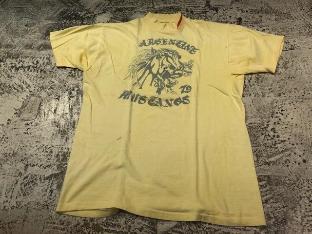 4月25日(水)大阪店アクセサリー&ヴィンテージ入荷!!#5  VintageT-Shirt編Part1!1970\'s!!_c0078587_18481926.jpg