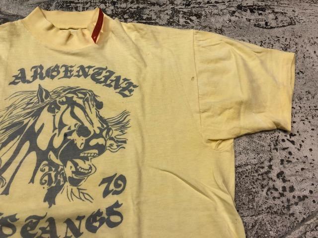 4月25日(水)大阪店アクセサリー&ヴィンテージ入荷!!#5  VintageT-Shirt編Part1!1970\'s!!_c0078587_18483449.jpg