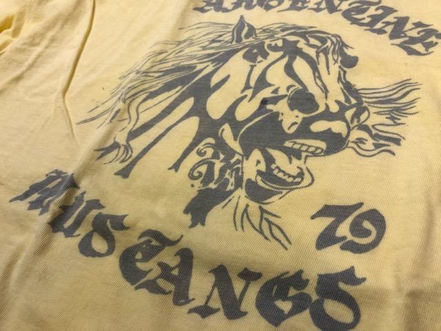 4月25日(水)大阪店アクセサリー&ヴィンテージ入荷!!#5  VintageT-Shirt編Part1!1970\'s!!_c0078587_18483920.jpg