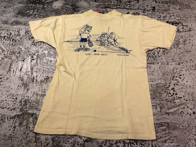 4月25日(水)大阪店アクセサリー&ヴィンテージ入荷!!#5  VintageT-Shirt編Part1!1970\'s!!_c0078587_18535673.jpg