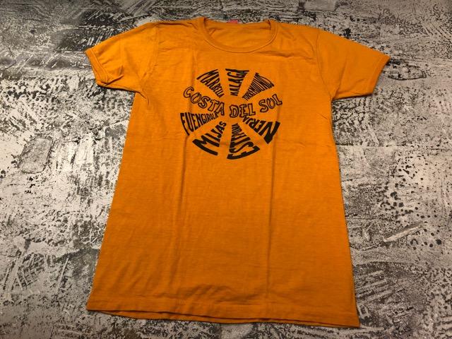 4月25日(水)大阪店アクセサリー&ヴィンテージ入荷!!#6  VintageT-Shirt編Part2!1940~70\'s!!_c0078587_1925775.jpg