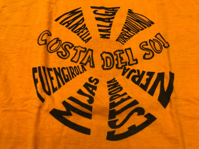 4月25日(水)大阪店アクセサリー&ヴィンテージ入荷!!#6  VintageT-Shirt編Part2!1940~70\'s!!_c0078587_1931950.jpg