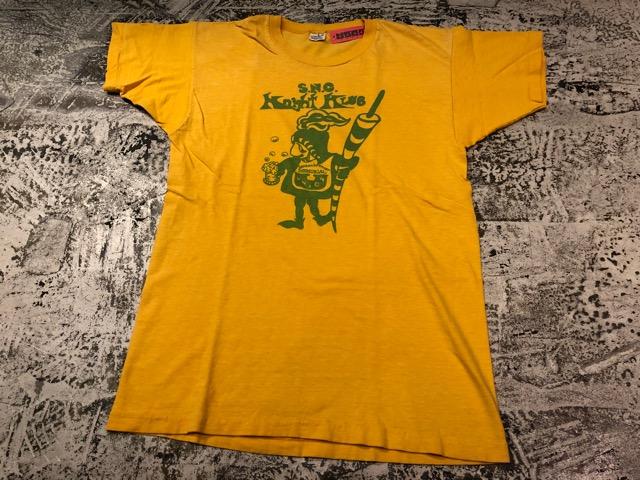 4月25日(水)大阪店アクセサリー&ヴィンテージ入荷!!#6  VintageT-Shirt編Part2!1940~70\'s!!_c0078587_1932961.jpg