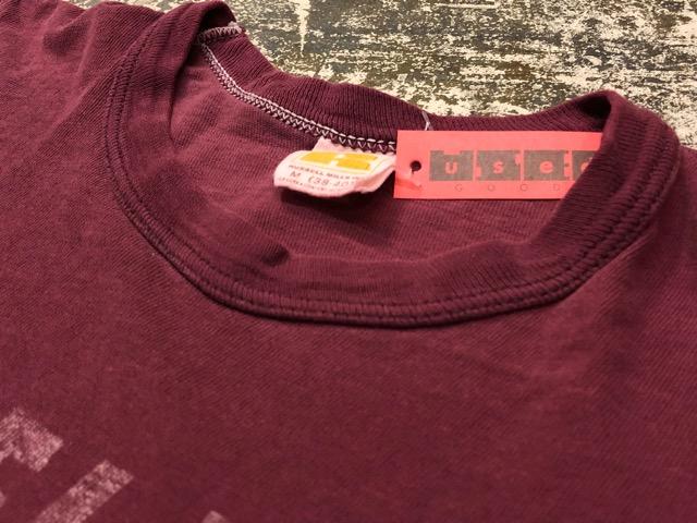 4月25日(水)大阪店アクセサリー&ヴィンテージ入荷!!#6  VintageT-Shirt編Part2!1940~70\'s!!_c0078587_20265532.jpg