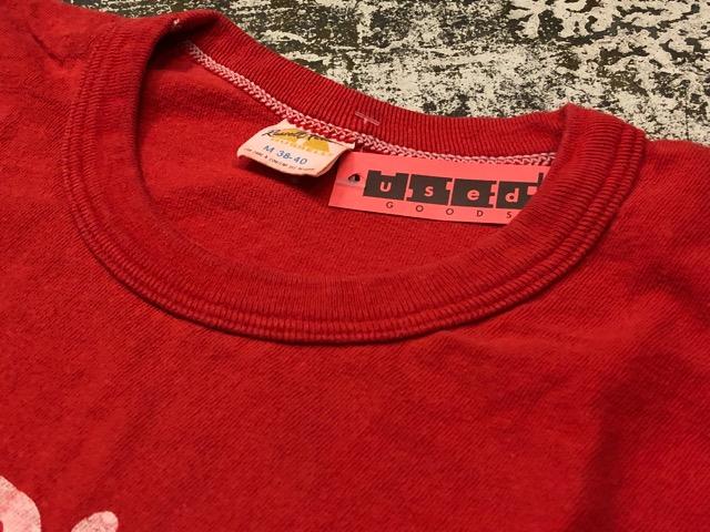 4月25日(水)大阪店アクセサリー&ヴィンテージ入荷!!#6  VintageT-Shirt編Part2!1940~70\'s!!_c0078587_20284699.jpg