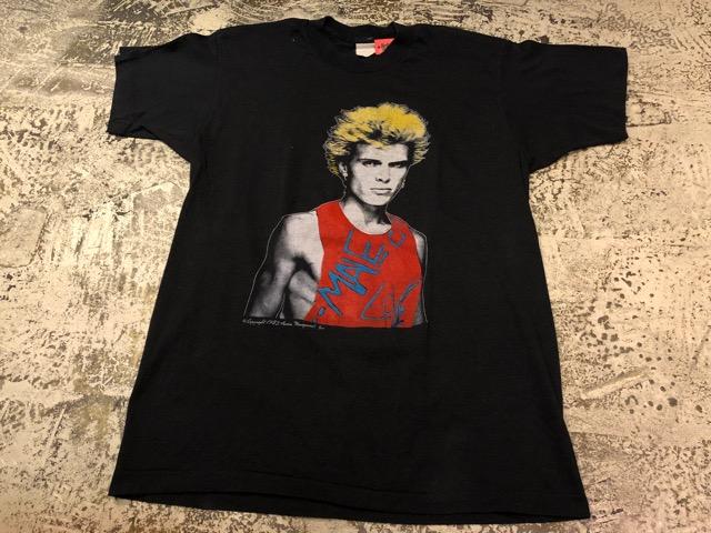 4月25日(水)大阪店アクセサリー&ヴィンテージ入荷!!#7  VintageT-Shirt編Part3!BandT&PocketT!!_c0078587_23372151.jpg