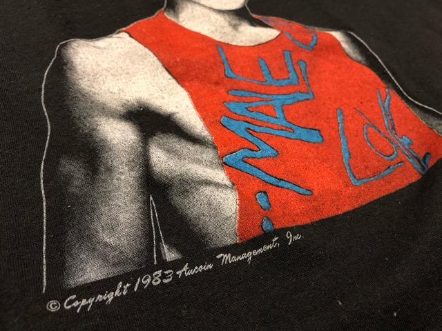 4月25日(水)大阪店アクセサリー&ヴィンテージ入荷!!#7  VintageT-Shirt編Part3!BandT&PocketT!!_c0078587_23374983.jpg