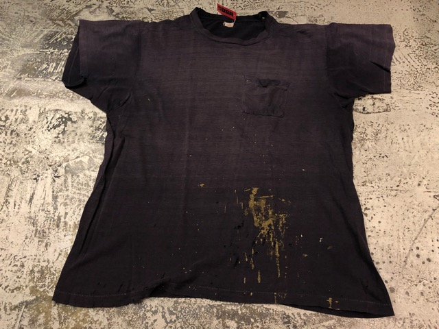 4月25日(水)大阪店アクセサリー&ヴィンテージ入荷!!#7  VintageT-Shirt編Part3!BandT&PocketT!!_c0078587_23423296.jpg