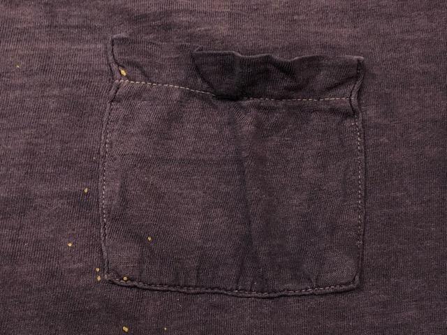 4月25日(水)大阪店アクセサリー&ヴィンテージ入荷!!#7  VintageT-Shirt編Part3!BandT&PocketT!!_c0078587_23425450.jpg