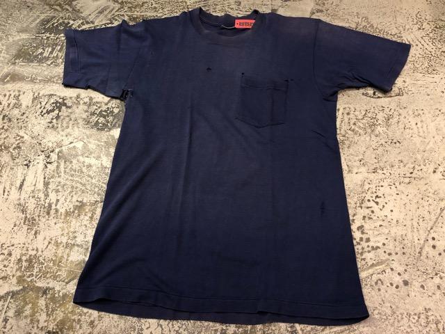 4月25日(水)大阪店アクセサリー&ヴィンテージ入荷!!#7  VintageT-Shirt編Part3!BandT&PocketT!!_c0078587_23431973.jpg