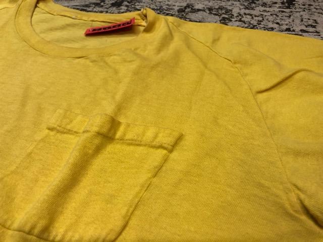 4月25日(水)大阪店アクセサリー&ヴィンテージ入荷!!#7  VintageT-Shirt編Part3!BandT&PocketT!!_c0078587_23444863.jpg