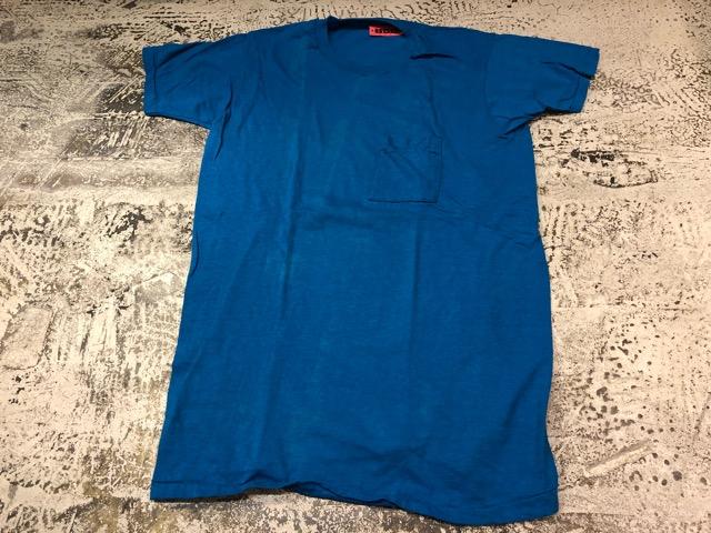 4月25日(水)大阪店アクセサリー&ヴィンテージ入荷!!#7  VintageT-Shirt編Part3!BandT&PocketT!!_c0078587_23475989.jpg