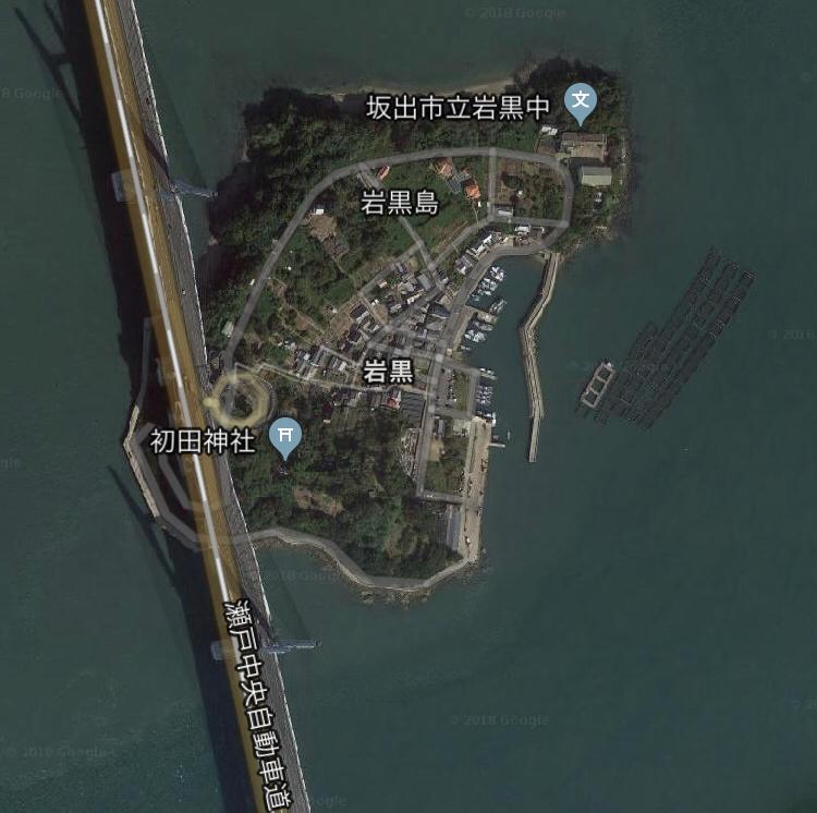 海界の村を歩く 瀬戸内海 本島・岩黒島_d0147406_19434474.jpg