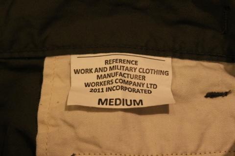 "WORKERS 涼しくラクに穿ける \""1-Tack Trousers\"" ご紹介_f0191324_09103557.jpg"