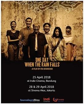 インドネシアの映画:One Day When The Rain Falls (監督:Ifa Isfansyah)_a0054926_15281095.jpg