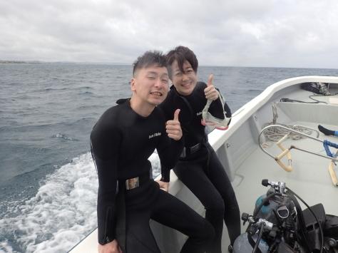4月24日マクロダイビングに、ウキウキ体験ダイビング_c0070933_21052872.jpg