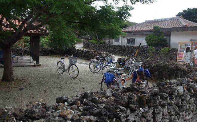 竹富島観光(2) 水牛車でのんびり観光、そして星砂の浜_c0011649_13121555.jpg