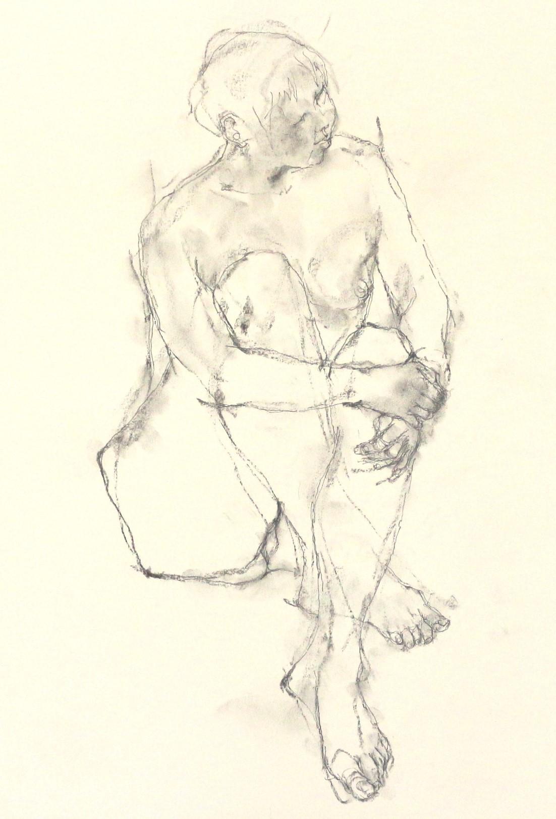 《 「四月卯月裸婦素描」2 》_f0159856_08172350.jpg