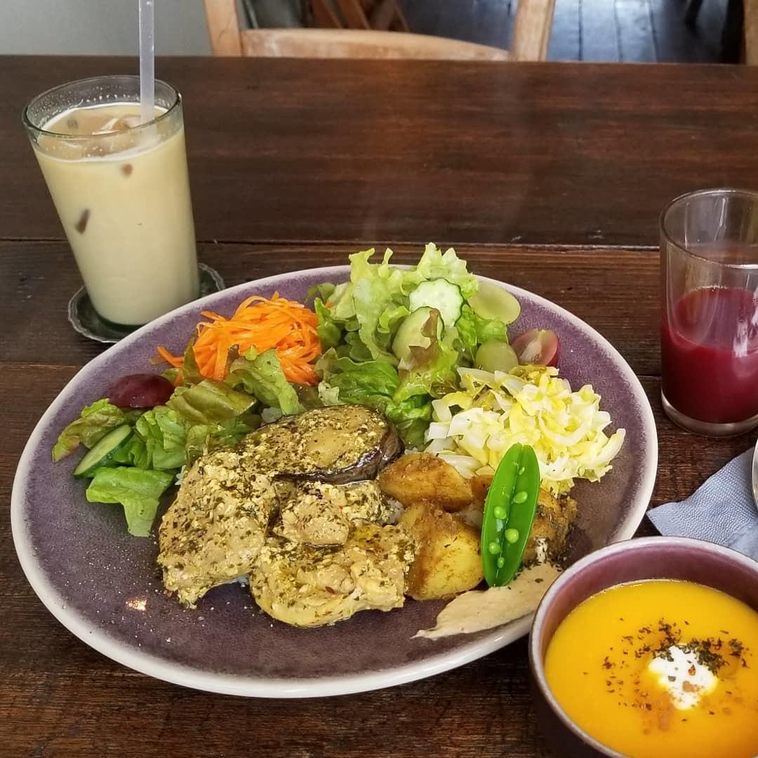 東京カフェ巡り ✳ Shiva Cafe ~宵の実 @吉祥寺_f0236260_23120376.jpg