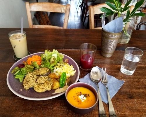 東京カフェ巡り ✳ Shiva Cafe ~宵の実 @吉祥寺_f0236260_23360826.jpg