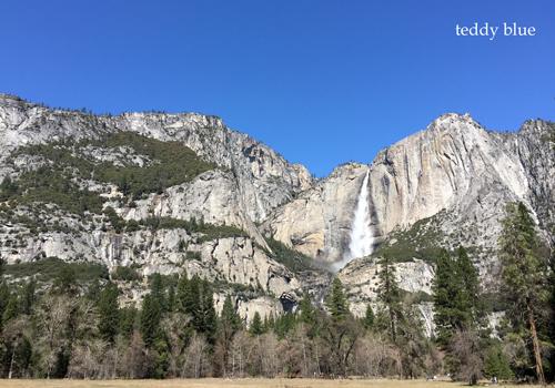 Spring Break in Yosemite スプリングブレイク in ヨセミテ_e0253364_17375995.jpg