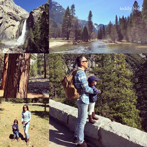 Spring Break in Yosemite スプリングブレイク in ヨセミテ_e0253364_17382554.jpg