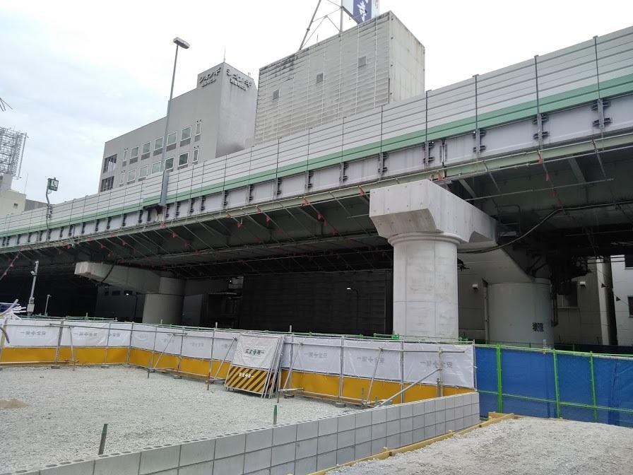 16号大阪港線 阿波座拡幅部 5月28日開放_c0340867_22351191.jpg
