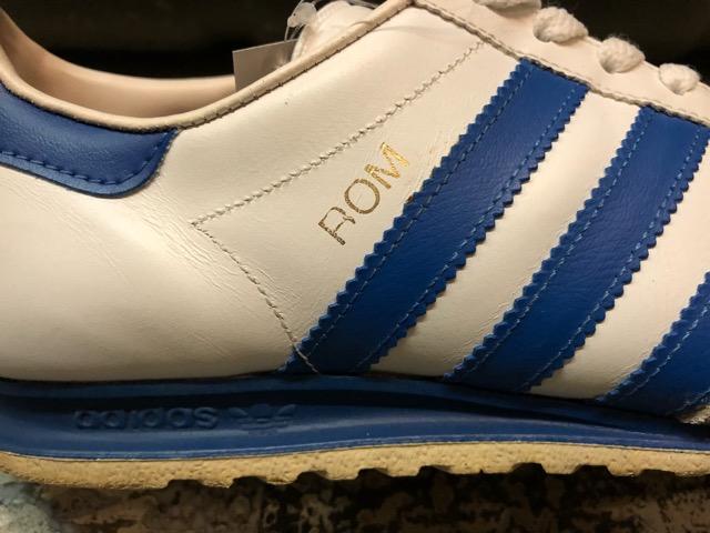 4月25日(水)大阪店アクセサリー&ヴィンテージ入荷!!#8  VintageSneaker編!adidas&PUMA!!_c0078587_2582338.jpg