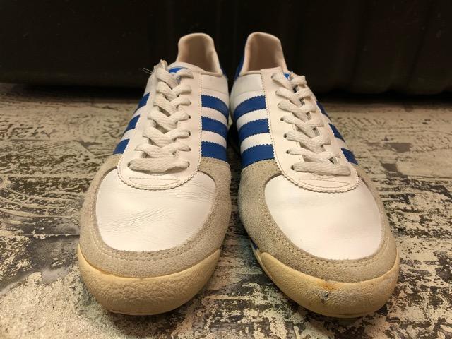 4月25日(水)大阪店アクセサリー&ヴィンテージ入荷!!#8  VintageSneaker編!adidas&PUMA!!_c0078587_2583694.jpg