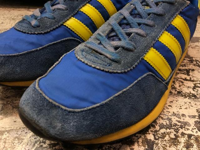 4月25日(水)大阪店アクセサリー&ヴィンテージ入荷!!#8  VintageSneaker編!adidas&PUMA!!_c0078587_305489.jpg