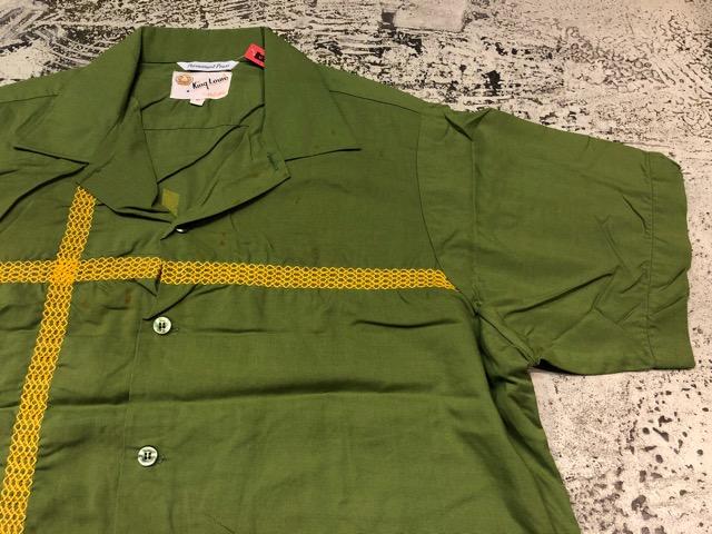 4月25日(水)大阪店アクセサリー&ヴィンテージ入荷!!#9  S/S VintageShirt編!Bowling,Hawaiian,Rayon!!_c0078587_3124759.jpg