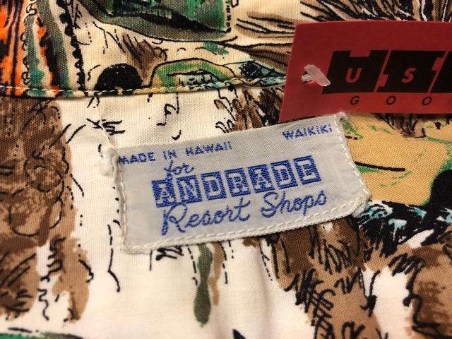4月25日(水)大阪店アクセサリー&ヴィンテージ入荷!!#9  S/S VintageShirt編!Bowling,Hawaiian,Rayon!!_c0078587_313501.jpg
