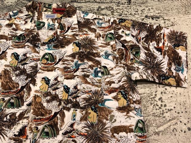 4月25日(水)大阪店アクセサリー&ヴィンテージ入荷!!#9  S/S VintageShirt編!Bowling,Hawaiian,Rayon!!_c0078587_3135752.jpg