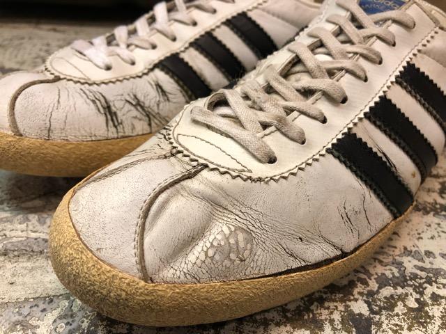 4月25日(水)大阪店アクセサリー&ヴィンテージ入荷!!#8  VintageSneaker編!adidas&PUMA!!_c0078587_315242.jpg