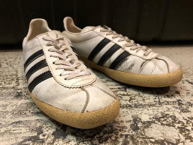4月25日(水)大阪店アクセサリー&ヴィンテージ入荷!!#8  VintageSneaker編!adidas&PUMA!!_c0078587_31574.jpg