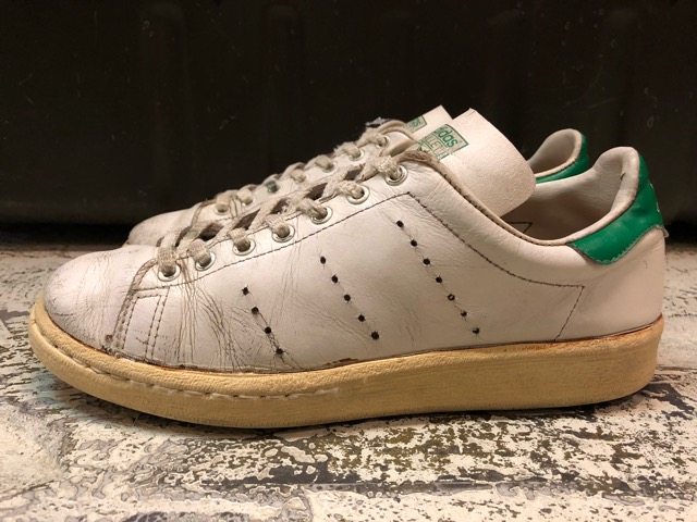 4月25日(水)大阪店アクセサリー&ヴィンテージ入荷!!#8  VintageSneaker編!adidas&PUMA!!_c0078587_334987.jpg