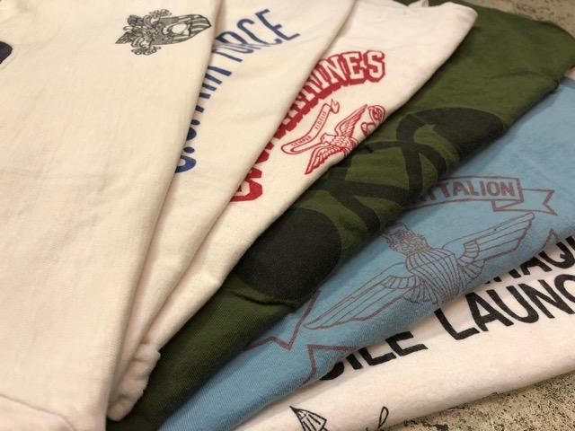 4月25日(水)大阪店アクセサリー&ヴィンテージ入荷!!#10 U.S.Military編Part2!MilitaryT-Shirt!!_c0078587_3354541.jpg