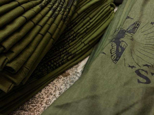 4月25日(水)大阪店アクセサリー&ヴィンテージ入荷!!#10 U.S.Military編Part2!MilitaryT-Shirt!!_c0078587_3394276.jpg