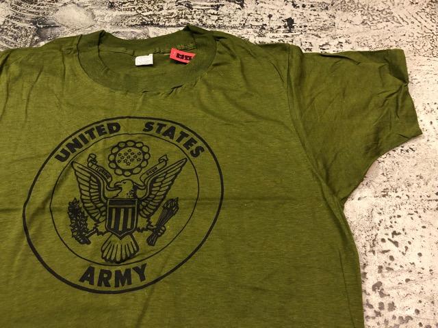 4月25日(水)大阪店アクセサリー&ヴィンテージ入荷!!#10 U.S.Military編Part2!MilitaryT-Shirt!!_c0078587_3401425.jpg